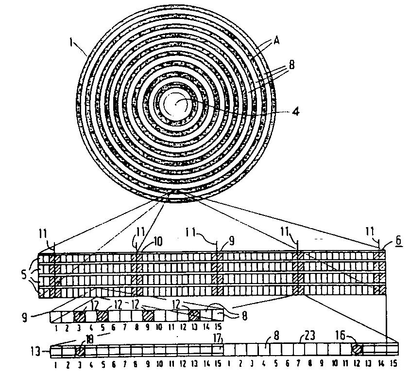 광학기록운송자및기록운송자판독장치(OPTICAL RECORD CARRIER & APPARATUS FOR READING THE RECORD CARRIER)