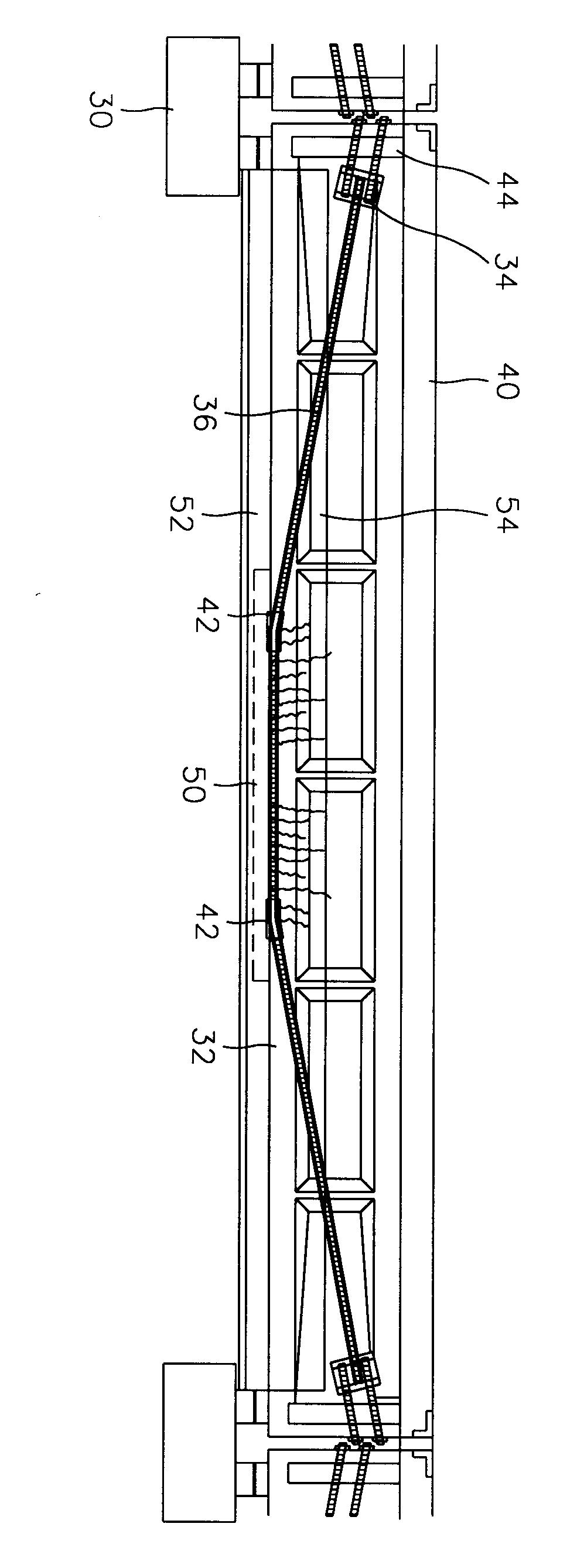 절곡형외부강선을이용한손상된교량주형의복합적보수보강방법(HYBRID METHOD FOR REPAIRING AND REFORCING CRACKED BEAMS OF BRIDGE USING EXTERNAL BENT PRE-STRESSED WIRE)